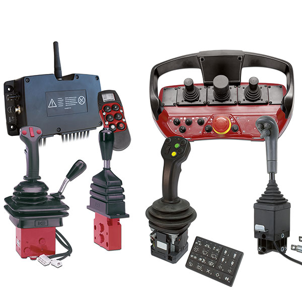 Remote Control for Valves