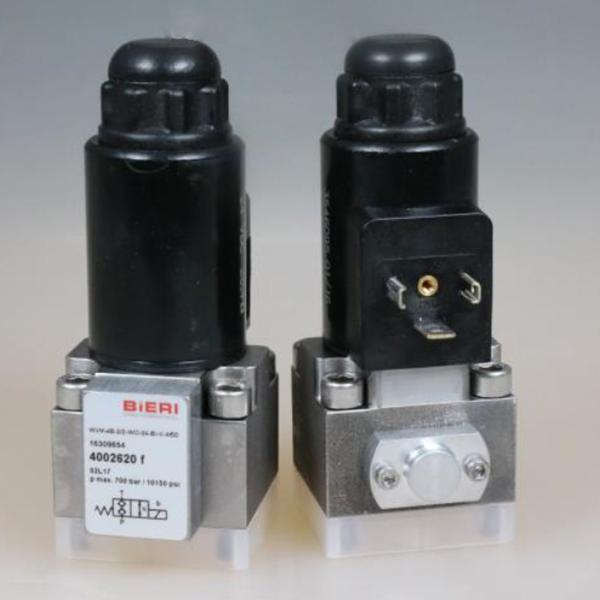 BIERI - Bi-directional Sealed Valve WVM-4B-Bi