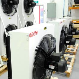 Fluid-Air Cooling Systems