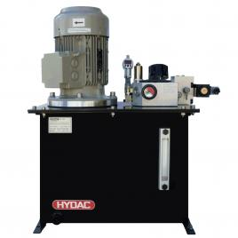 HYBOX and Tensioning Pump