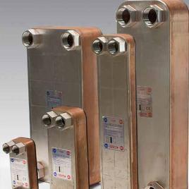 Fluid-Fluid Heat Exchanger