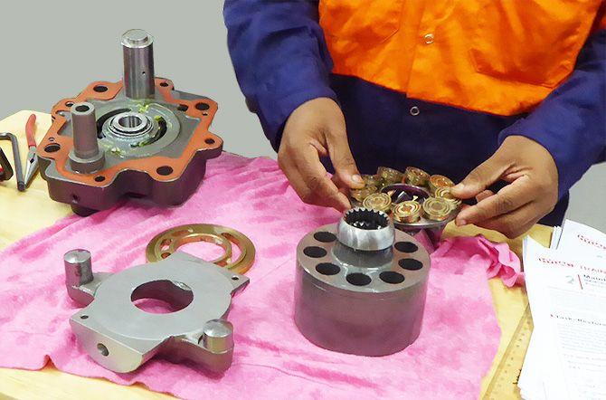 Maintain Hydraulics 2