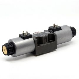 4 WE 10 E - CETOP 5, 4/3 Directional Spool Valve, Direct Acting
