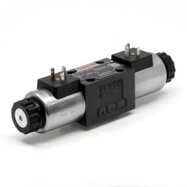 4 WE 6 E - CETOP 3, 4/3 Directional Spool Valve, Direct Acting