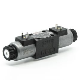 4 WE 6 J - CETOP 3, 4/3 Directional Spool Valve, Direct Acting