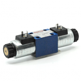 4 WE 6 M - CETOP 3, 4/3 Directional Spool Valve, Direct Acting
