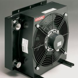 Air Cooler, with compact AC motor fan drive, OK-ELC