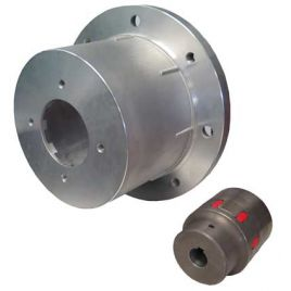 SAE Mounting and Splined Coupling