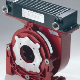 Bell Housings with Flexible Pump Mounting with Oil/Air Cooler  - PTK Series