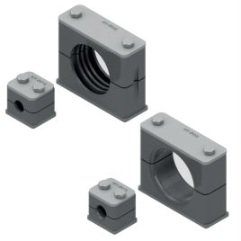 Clamps to DIN 3015 - Light Range