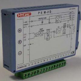 Digital Amplifier for Proportional Valves - PEM XD