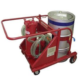 Barrell Transportation and Filtration Trolley - FT5