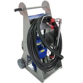 Hazardous Area Filter Trolley - HAFT