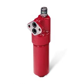 Pressure Filter - Manifold Mounted, Rear Flanged - DFMA / DFQE / DFMHA / DFMHE