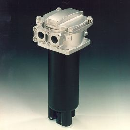 Return Line Suction Line Boost Filter - The New Generation - RKM