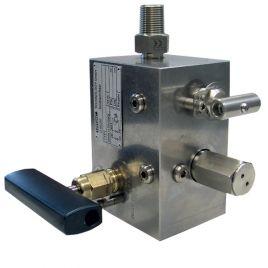Safety and Shut-off Blocks - SAF / DSV