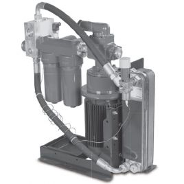 Pump-Transfer Cooler Filtration Unit UKF for Gearboxes