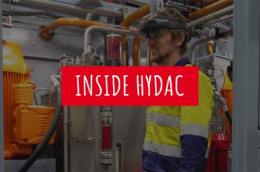 Inside HYDAC - Episode 3: What do you like about HYDAC?