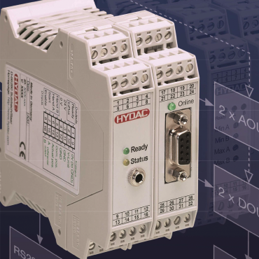HYDAC draws predictive maintenance close to condition monitoring