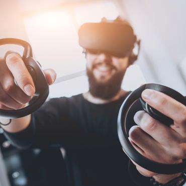 Industry gives nod to VR training