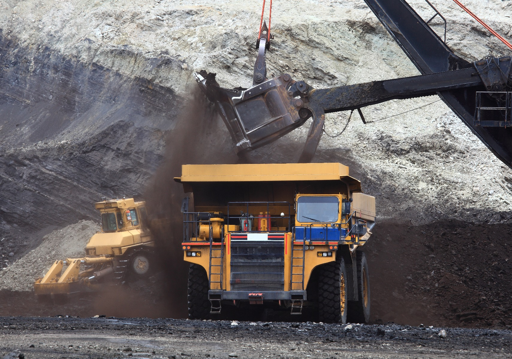 HYDAC solutions for mining applications